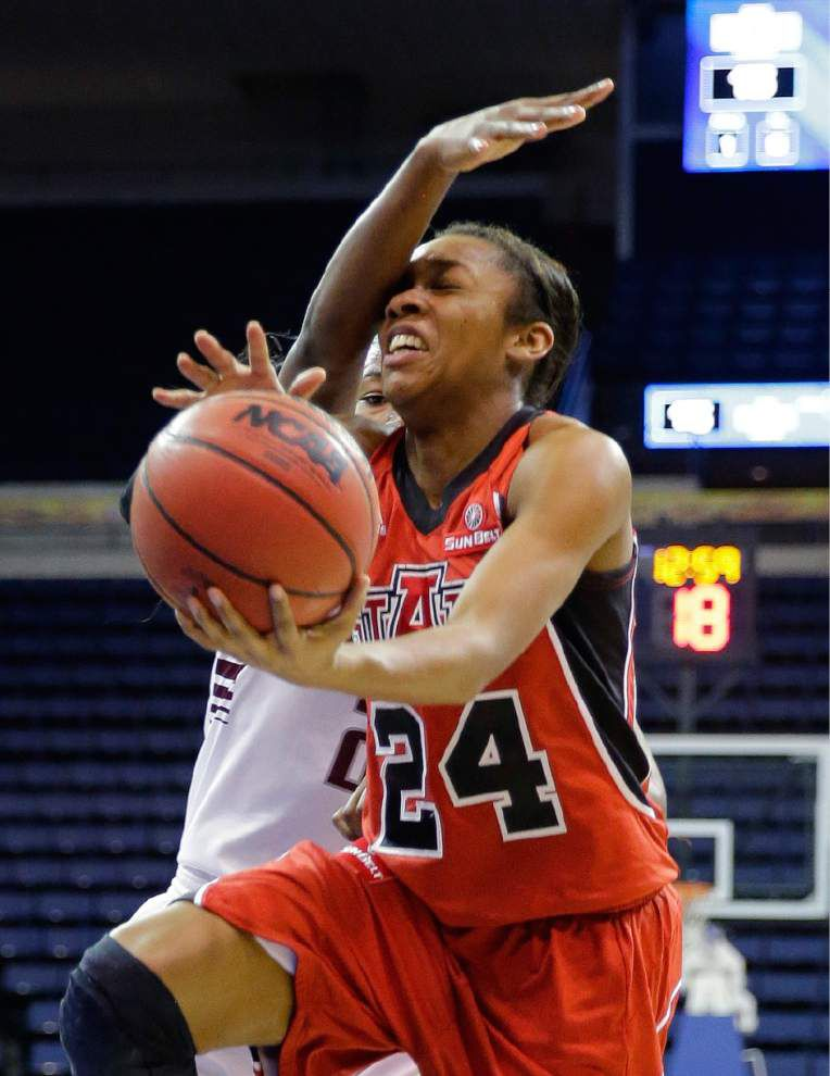Sun Belt Conference women's basketball preview: The Advocate's Luke Johnson breaks down the teams and players to watch _lowres