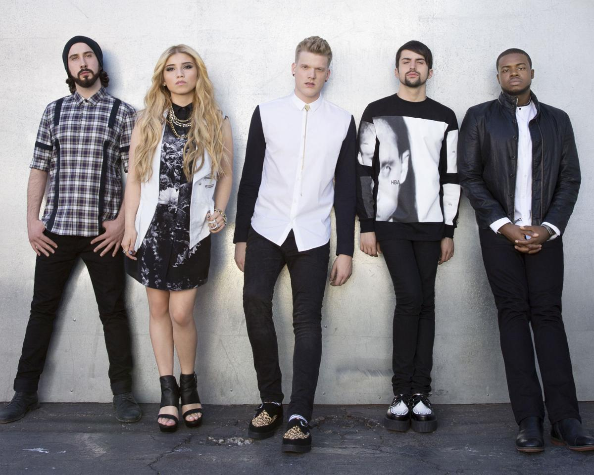 Christmas has been very good to a cappella quintet Pentatonix ...