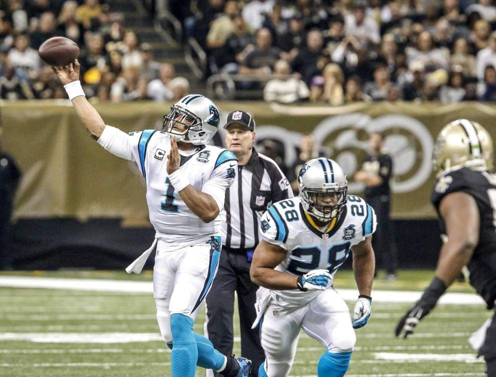 Photos: Panthers vs. Saints pregame and game action _lowres