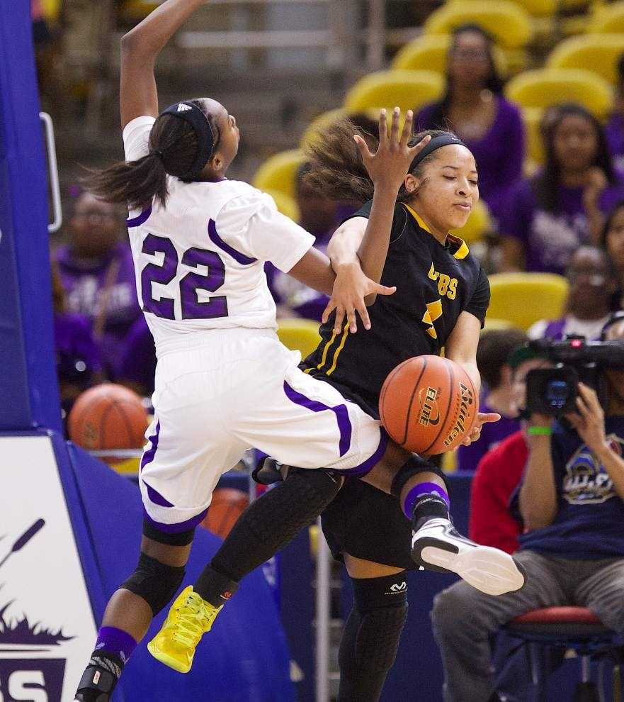 Video: Postgame interview from the Class 3A girls basketball title game _lowres