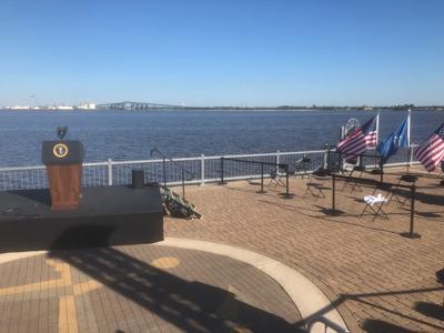 Lake Charles prepares for presidential visit