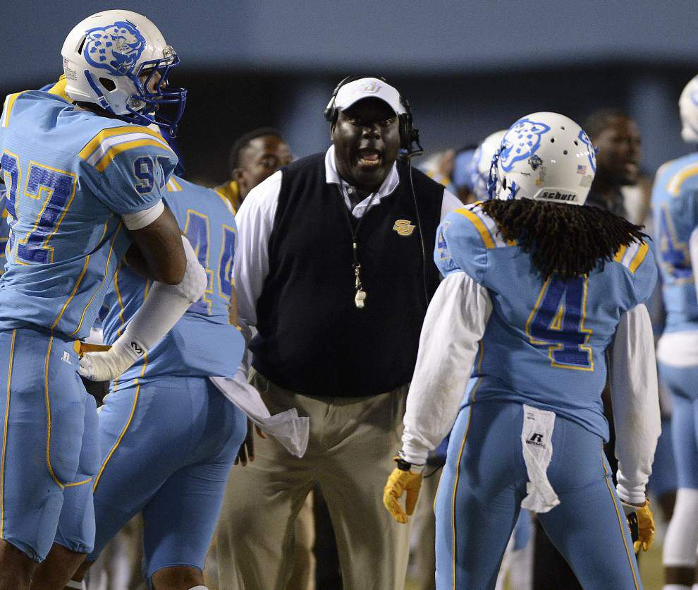 """Podcast: Southern coach Dawson Odums says the Jaguars """"win ugly"""" _lowres"""