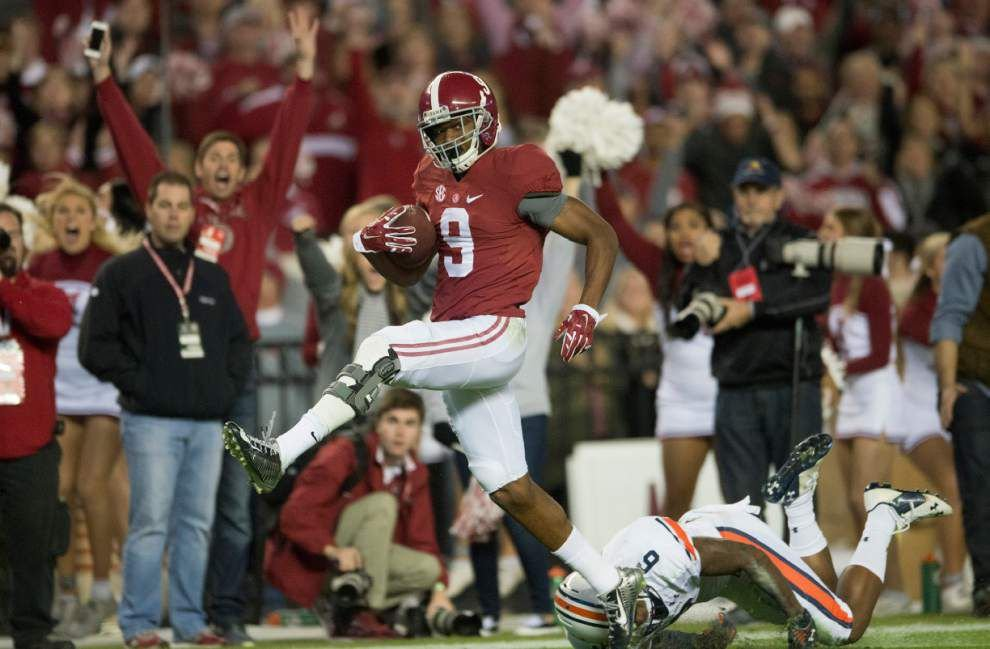 Alabama eyes SEC title and CFP bid, while Missouri's out to play spoiler again _lowres