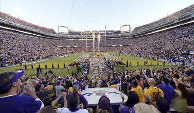 Alabama at LSU pregame chat with The Advocate, Saturday at 6 p.m. _lowres