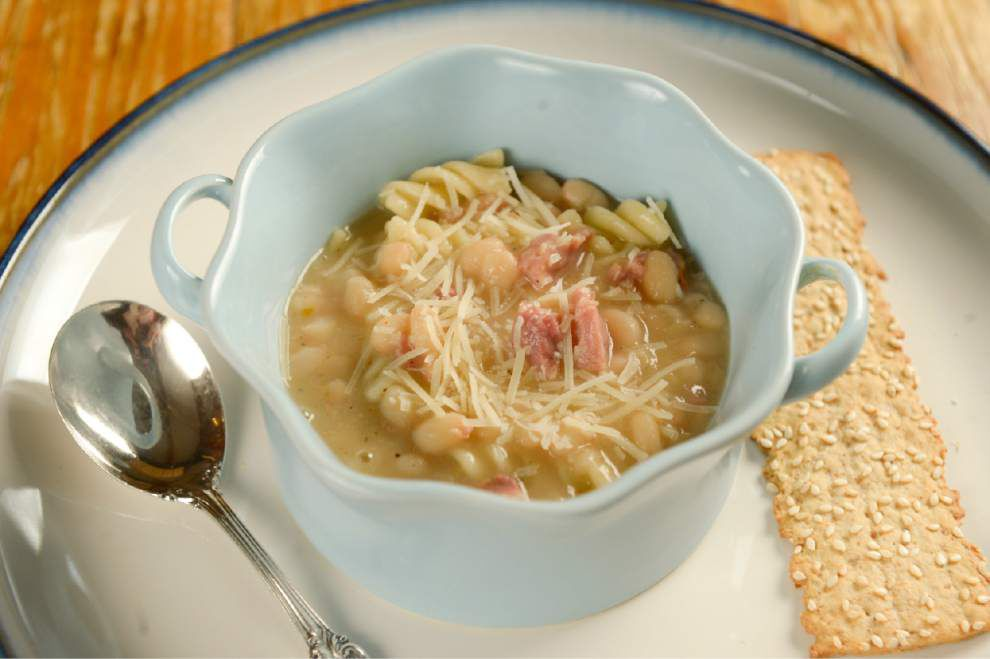 Gourmet Galley: Bean Healthy _lowres