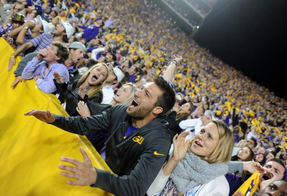 Survey: SEC football players say LSU's Tiger Stadium favorite stadium; Nick Saban top coach _lowres