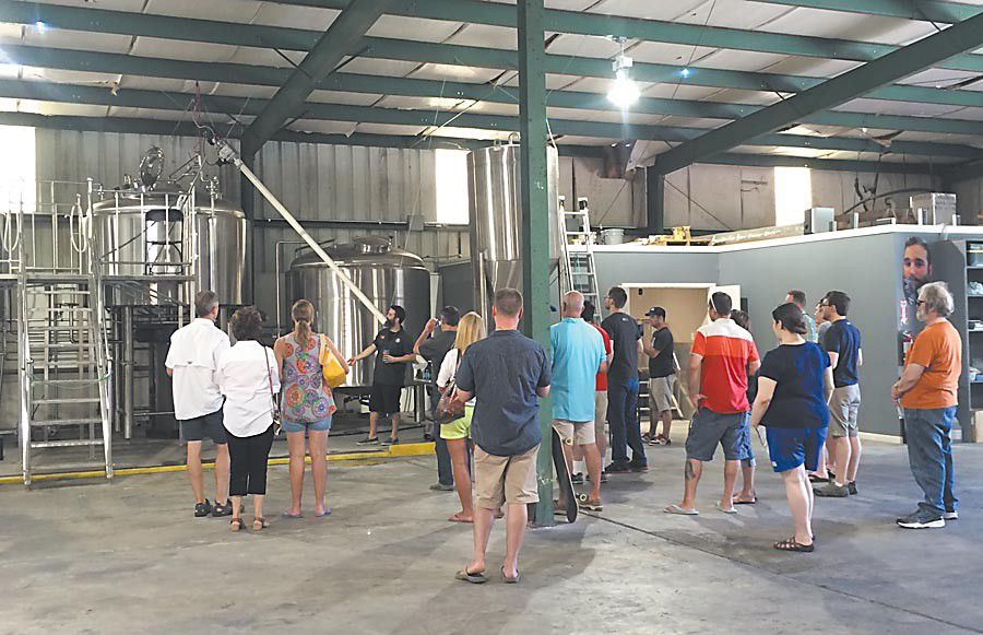 Gnarly Barley Brewing Co. hosts brewery tours_lowres