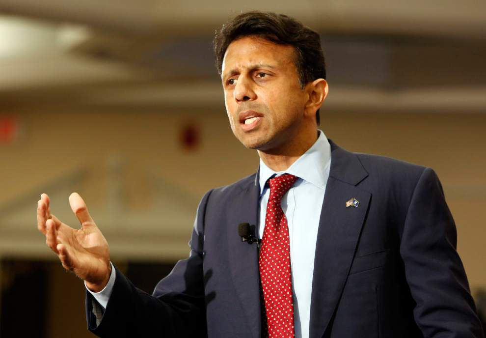 Unpopular at home, Bobby Jindal getting little traction for his 2016 presidential effort _lowres