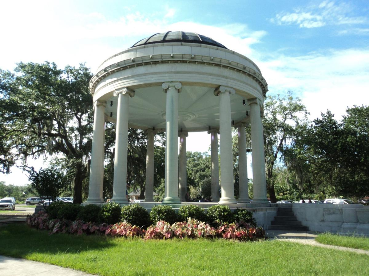 Blakeview: Popp Bandstand in City Park_lowres