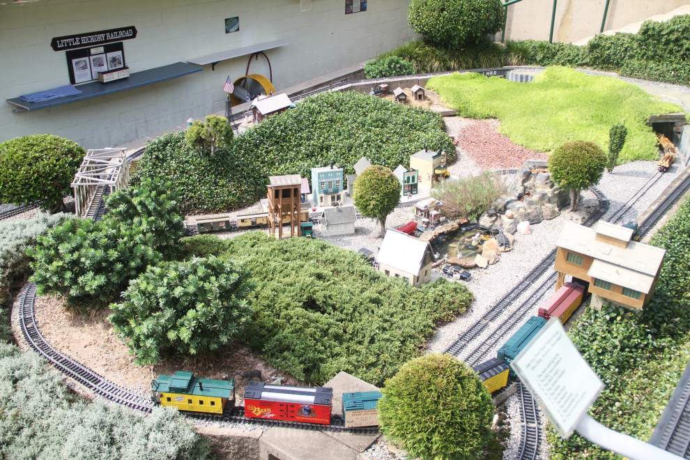 Trains in all scales, sizes at Trainfest _lowres