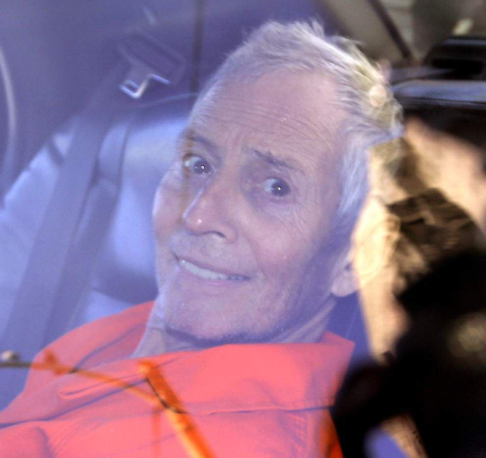 Robert Durst denied bail; court appearance reveals how Los Angeles authorities caught him in New Orleans _lowres