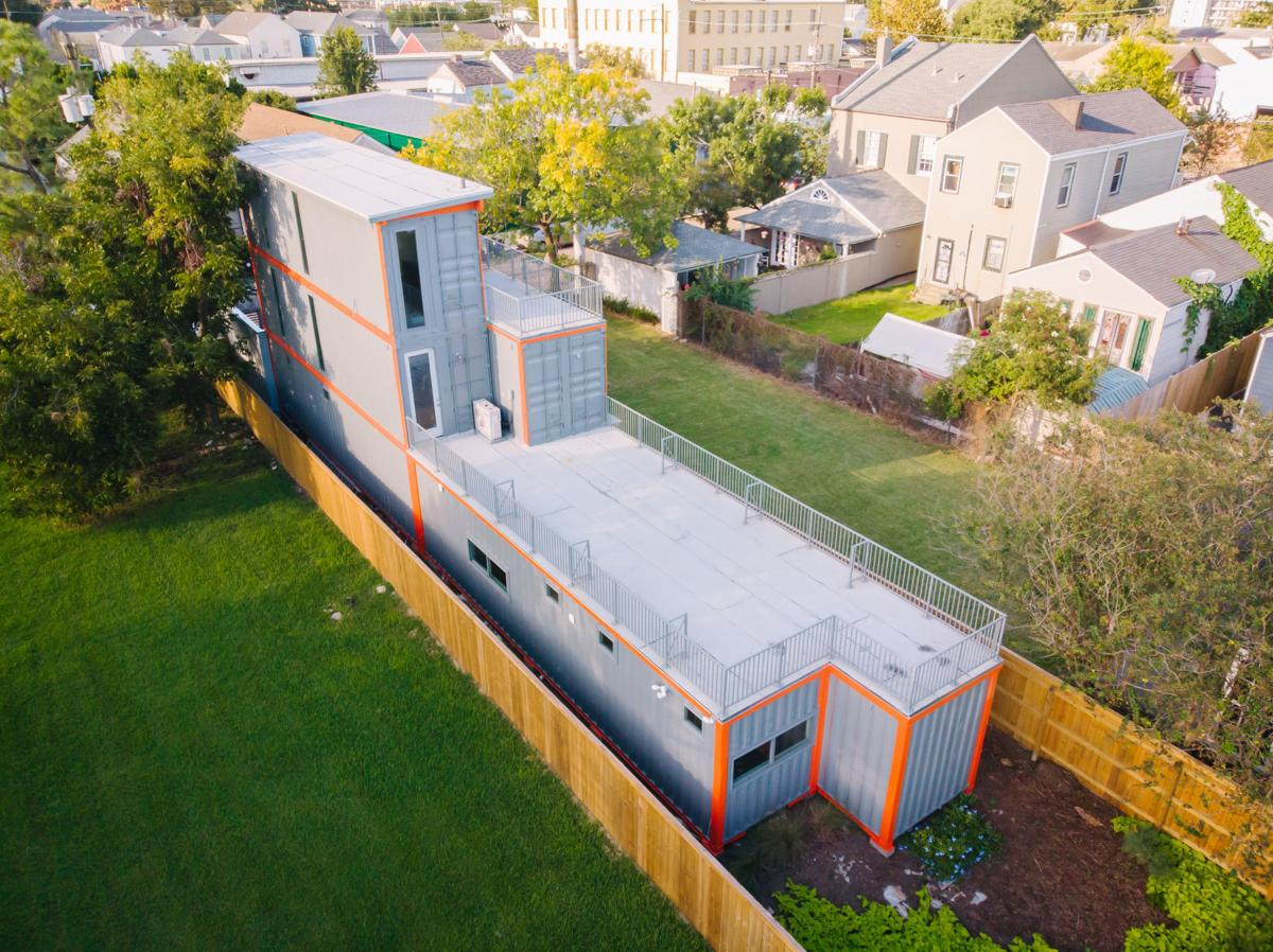 There's no place like these unusual New Orleans homes   Cue