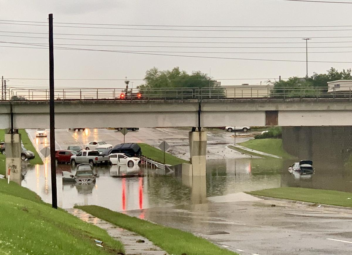 Bluebonnet flooding 051921