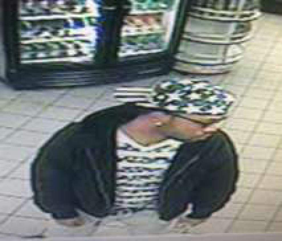 Police seek identity of man who robbed Florida Boulevard Circle K _lowres
