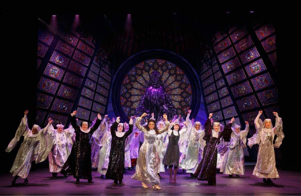 Broadway's 'Sister Act' dances onto BR stage _lowres