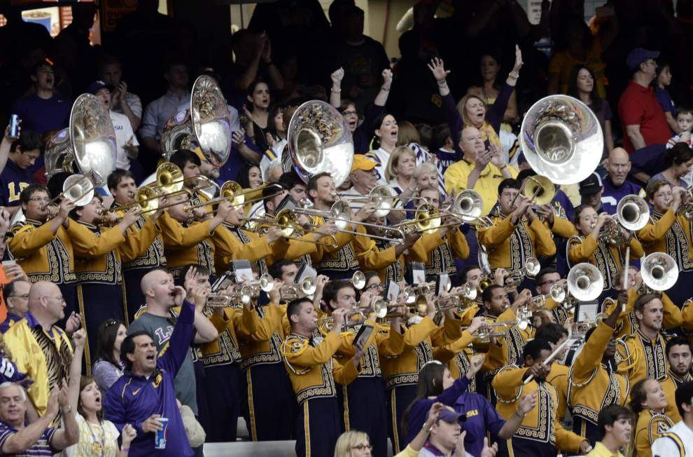 LSU 34, Syracuse 24: Scott Rabalais' Three and Out — Why LSU has work to do _lowres