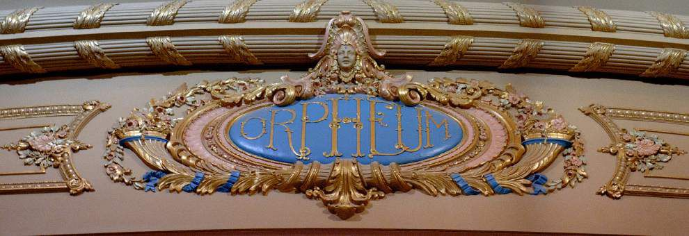 After 10 years, historic Orpheum Theater will reopen with fitting 'Resurrection' performance by Louisiana Philharmonic Orchestra _lowres