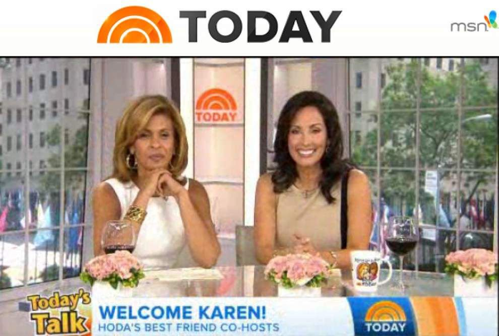 WDSU blacks out 'Today' broadcast that reunited Kotb, Swensen _lowres