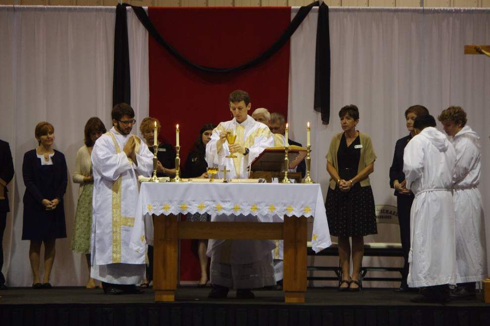 St. Michael High marks 30 years _lowres
