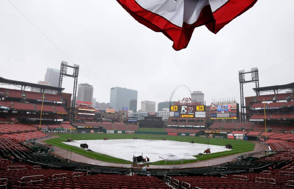 Cardinals, Giants go at it again in NLCS _lowres
