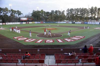 Rain postpones Cajuns' series opener at South Alabama _lowres