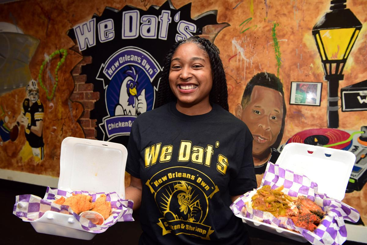 Review: We Dat's Chicken & Shrimp hits the spot with fried New Orleans favorites