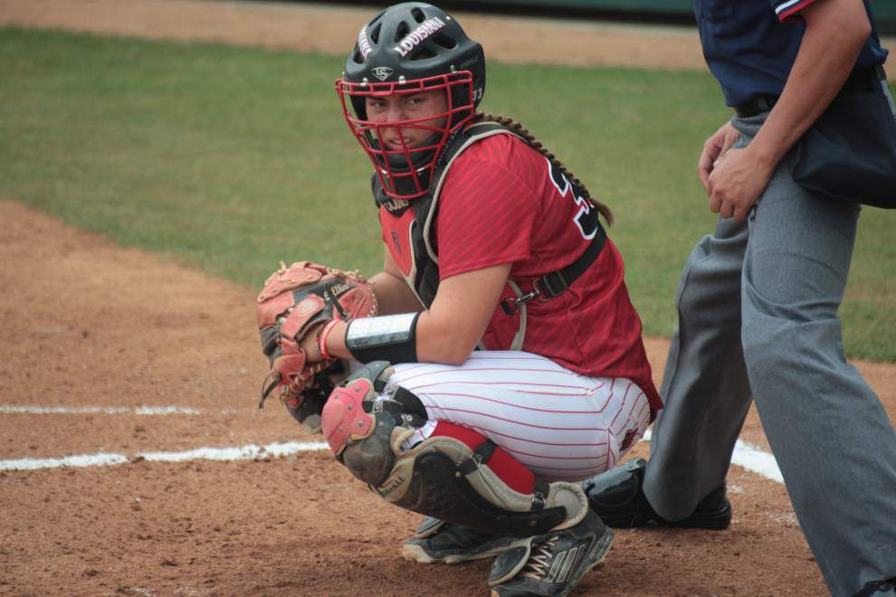 Cajuns softball notebook: South Alabama played deep into Friday night to advance to Sun Belt title game _lowres