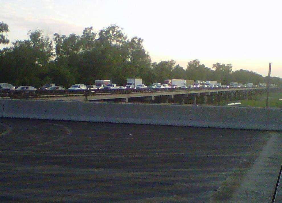 Crash closes I-10 for 15 hours along basin bridge | Weather