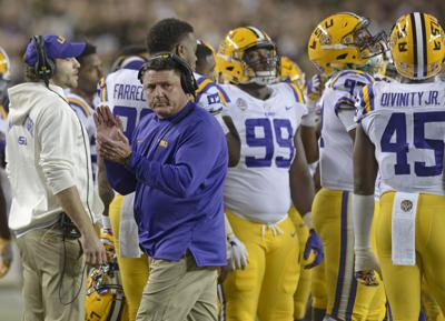 40841f757 Rabalais  LSU s Fiesta Bowl trip a remarkable achievement considering how  season might have gone
