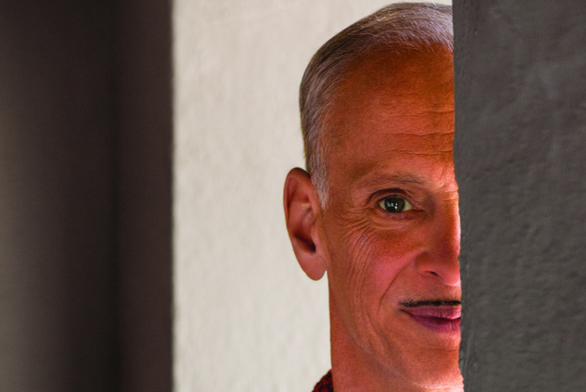 John Waters: Filthier and Dirtier coming to the Joy Theater March 18_lowres