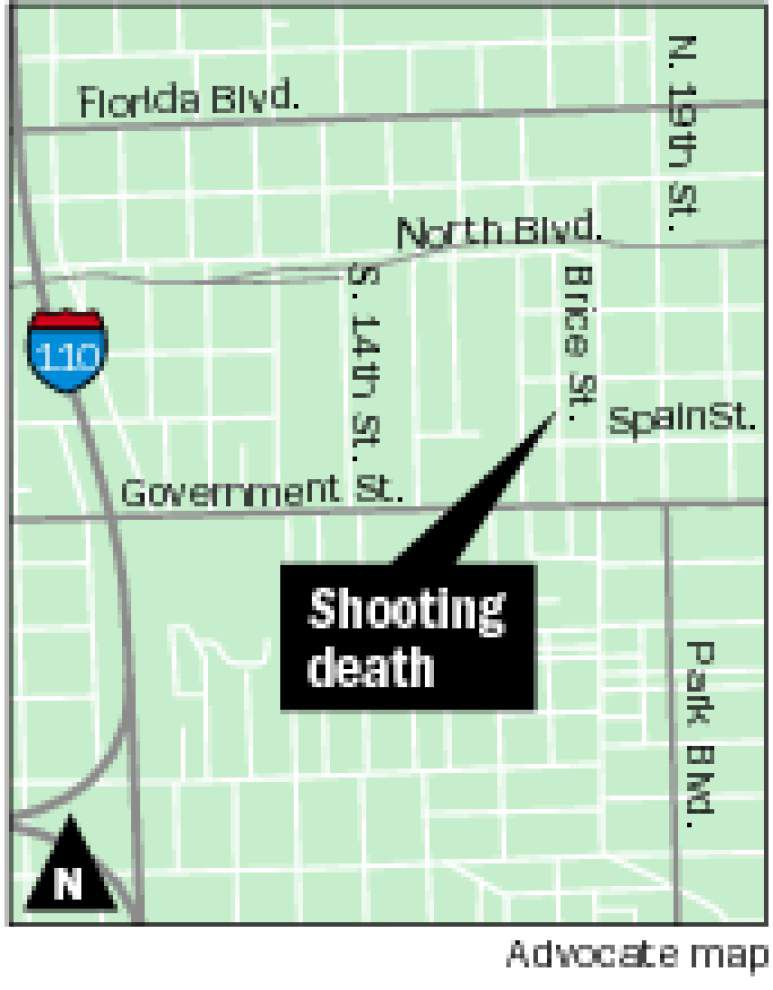 BRPD investigating fatal shooting off Government St. _lowres