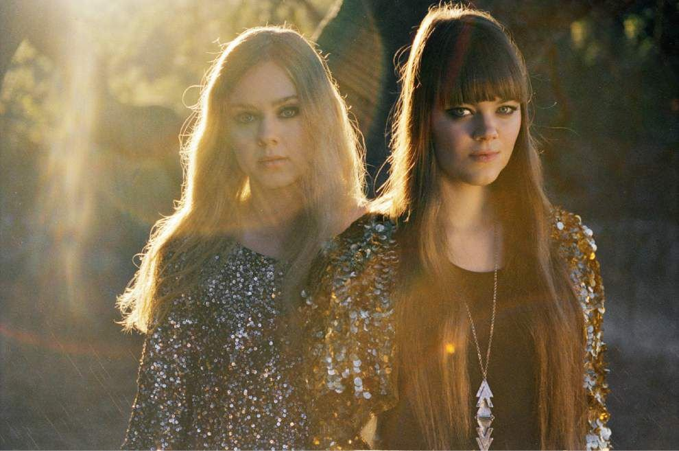 Sister duo First Aid Kit returns to U.S. for 21-city tour _lowres
