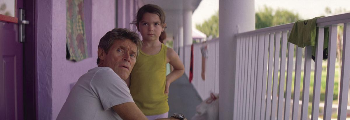The Florida Project still 1 for Red