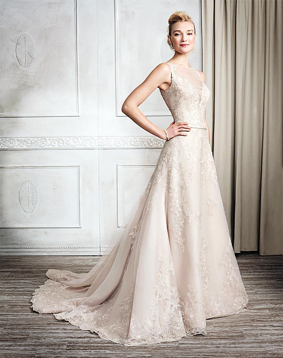 9 lace wedding gowns from New Orleans bridal boutiques | Weddings ...
