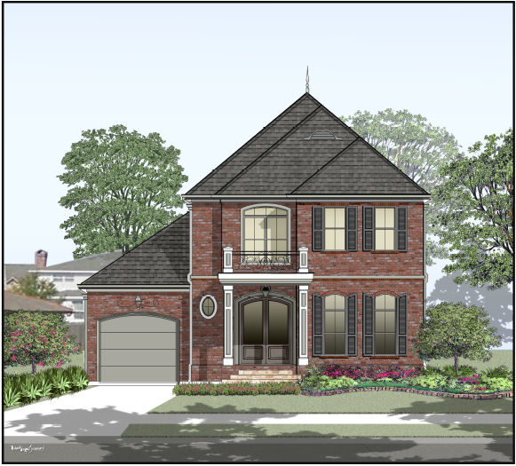 St tammany home builders parade of homes homemade ftempo for Dream homes builders