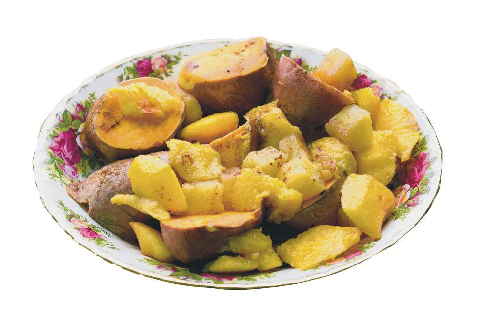What A Crock!: Fruit a great ingredient for summer slow-cooking _lowres