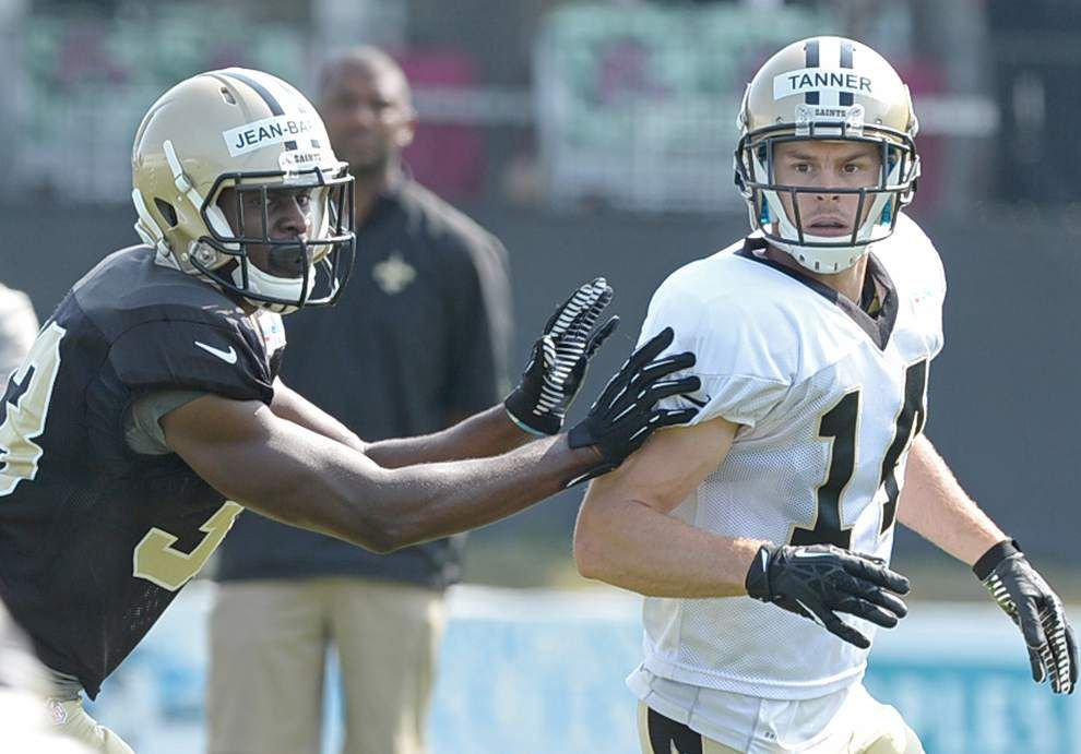 Saints waive five players on Monday _lowres