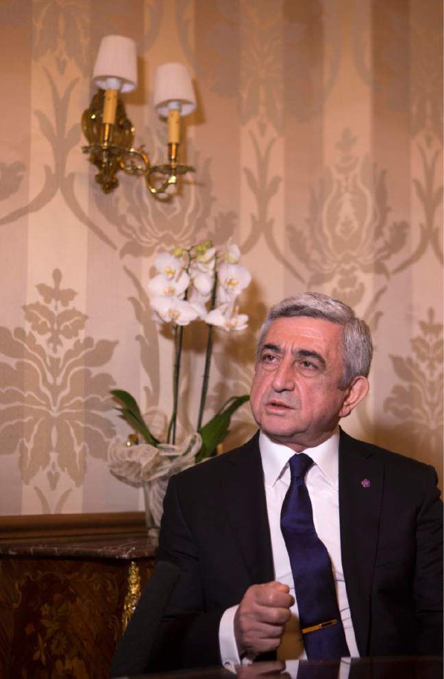 Turkey recalls ambassador over pope's Armenia genocide words _lowres