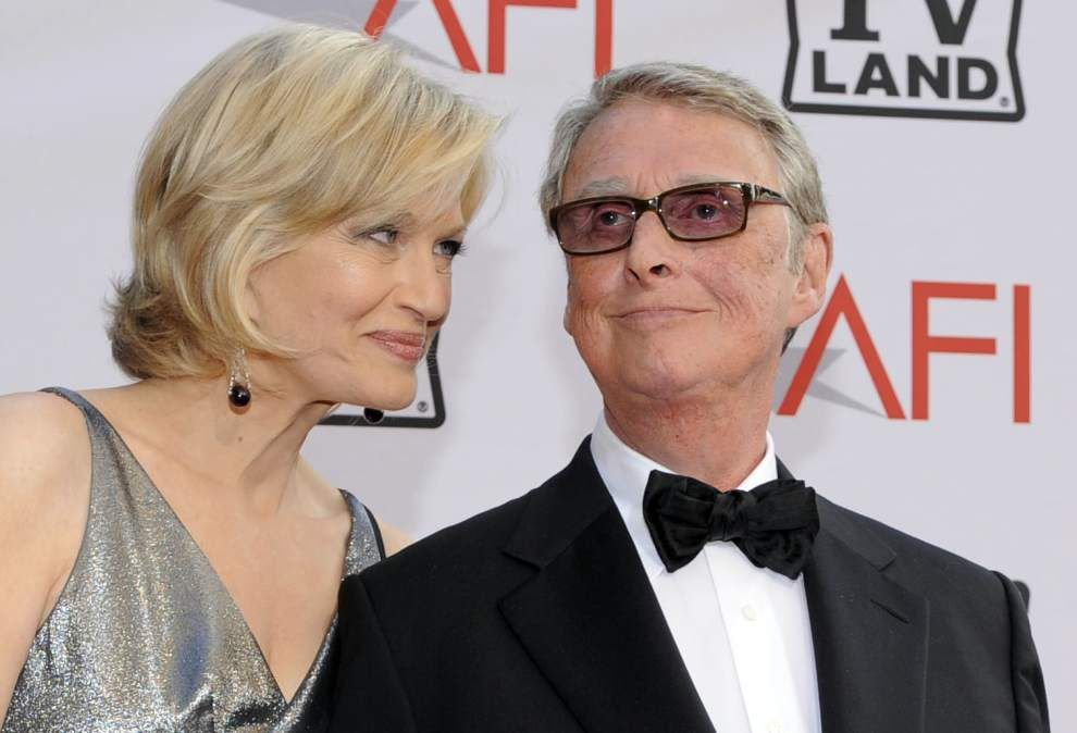 Mike Nichols, crafter of films, plays, dies at 83 _lowres
