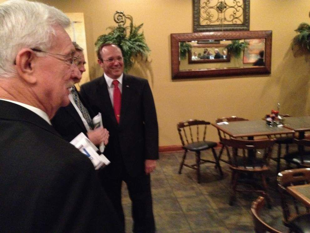 Maness releases first ads in Louisiana Senate race _lowres