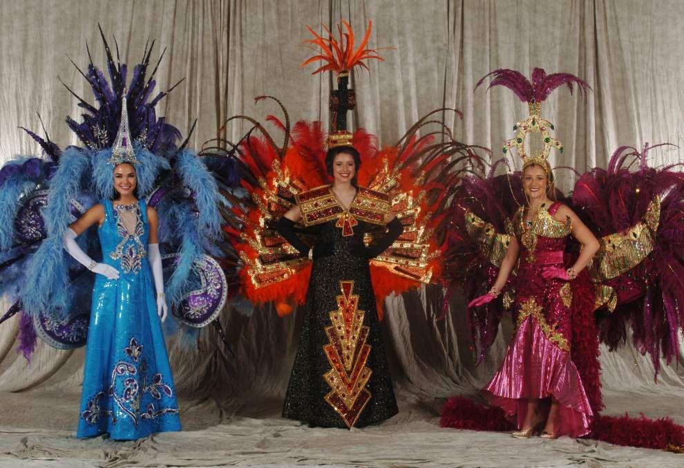 Krewe of Romany enjoys 'Viva Las Vegas' _lowres