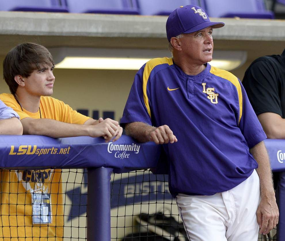 LSU freshman pitcher Jake Latz to sit fall season with elbow injury _lowres