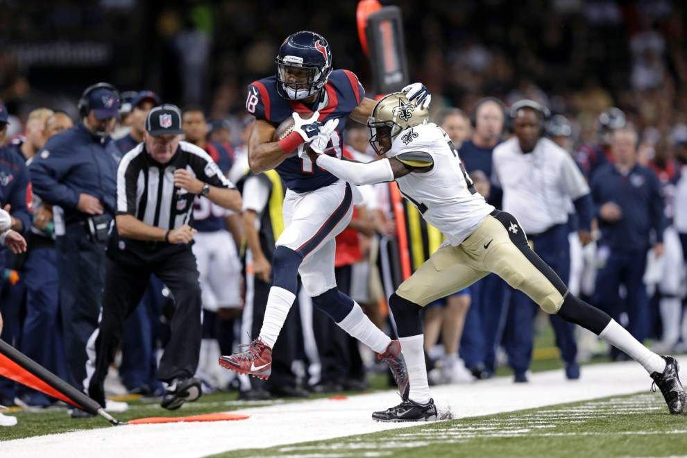 Saints cornerback Keenan Lewis has 'real good chance' to play against Dallas _lowres