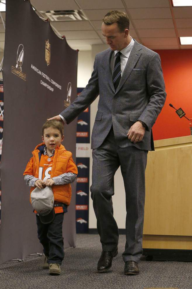 One more time: Peyton Manning has learned to adapt over career, but can that yield a super finish in Super Bowl 50? _lowres