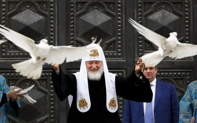 Russia Orthodox Easter