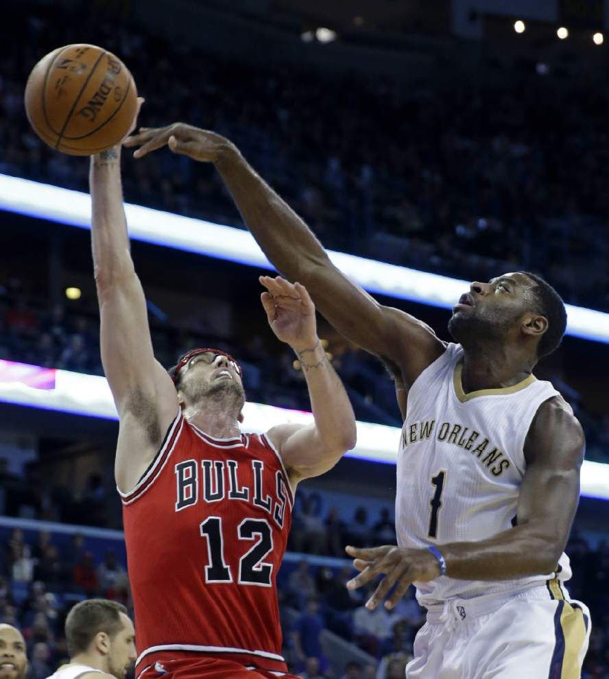Ted Lewis: Should have seen this kind of game coming from Pelicans _lowres