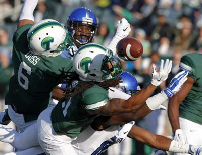 Five questions as Tulane opens spring football practice _lowres