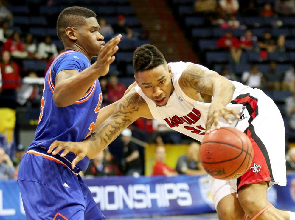 Ragin' Cajuns junior Shawn Long earns Sun Belt Conference player of the week award _lowres