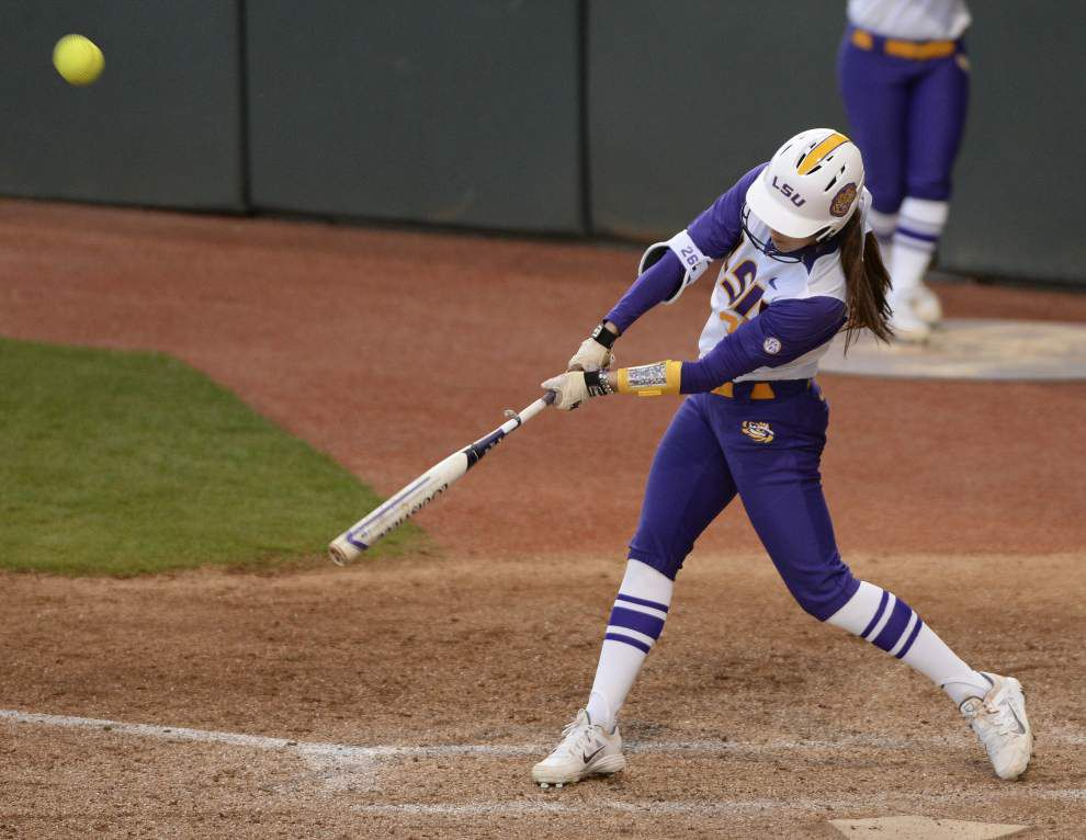 A new leadoff hitter? LSU softball coach Beth Tornia says she'll take a fresh look _lowres