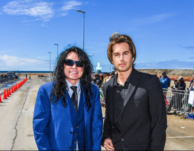 The Room's Tommy Wiseau and Greg Sestero screen a new film at The Joy Theater_lowres (copy)